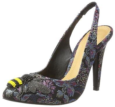 Women Shoes, Sac à Bride Femme - Multicolore - Mehrfarbig (Multi)Schutz