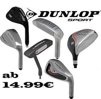 Dunlop - Cabezas de palos de golf (madera dura, hierro ...