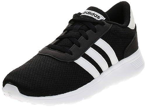 Buy Adidas neo Men's Lite Racer Cblack/Ftwwht/Ftwwht Running Shoes ...