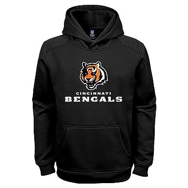 ae02146d Amazon.com: Cincinnati Bengals Black NFL Kids Primary Logo ...