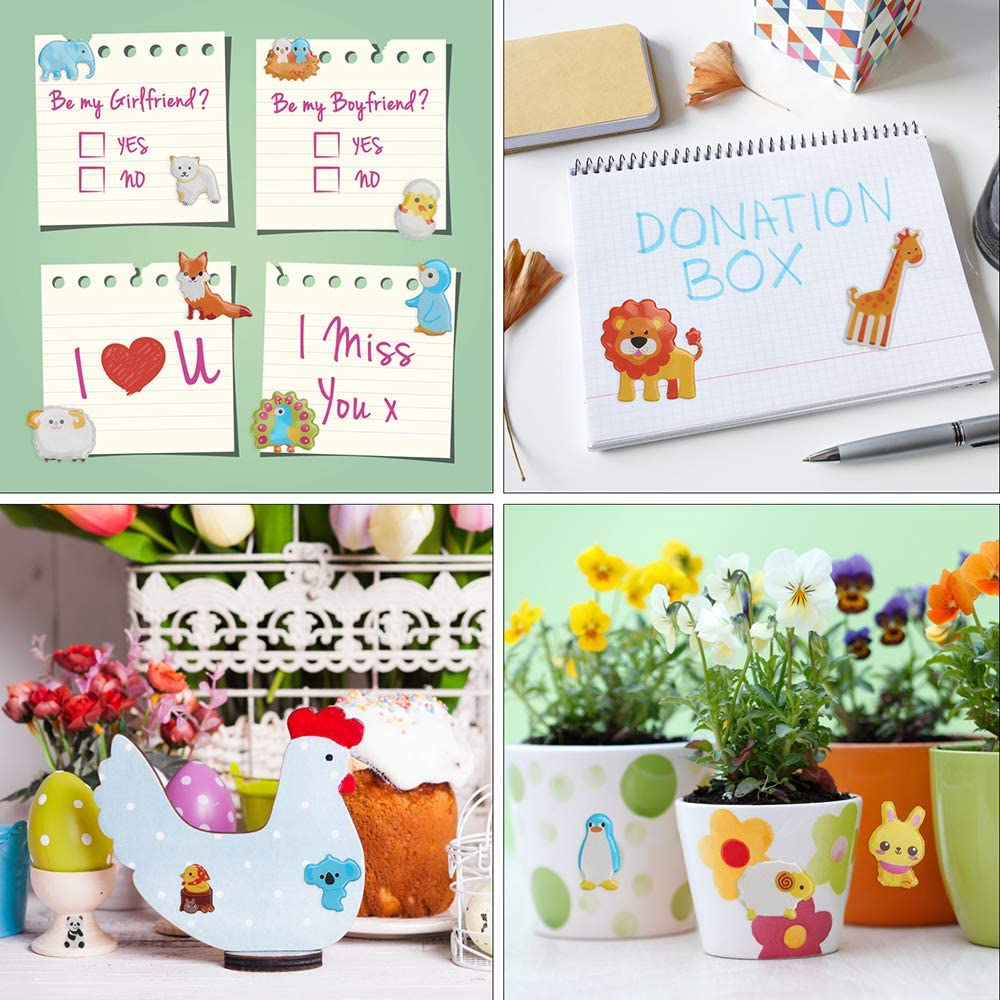 Cute Puffy Stickers for Toddlers,Including Animals,Dinosaurs,Number,Candies,Transportation and More STEFORD 3D Puffy Stickers for Kids,36 Different Sheets-Over 1200