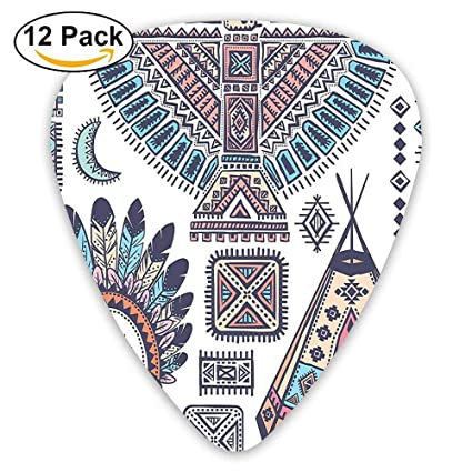 Amazon com: Indian Teepee Tent Eagle Symbol Moon Sun And