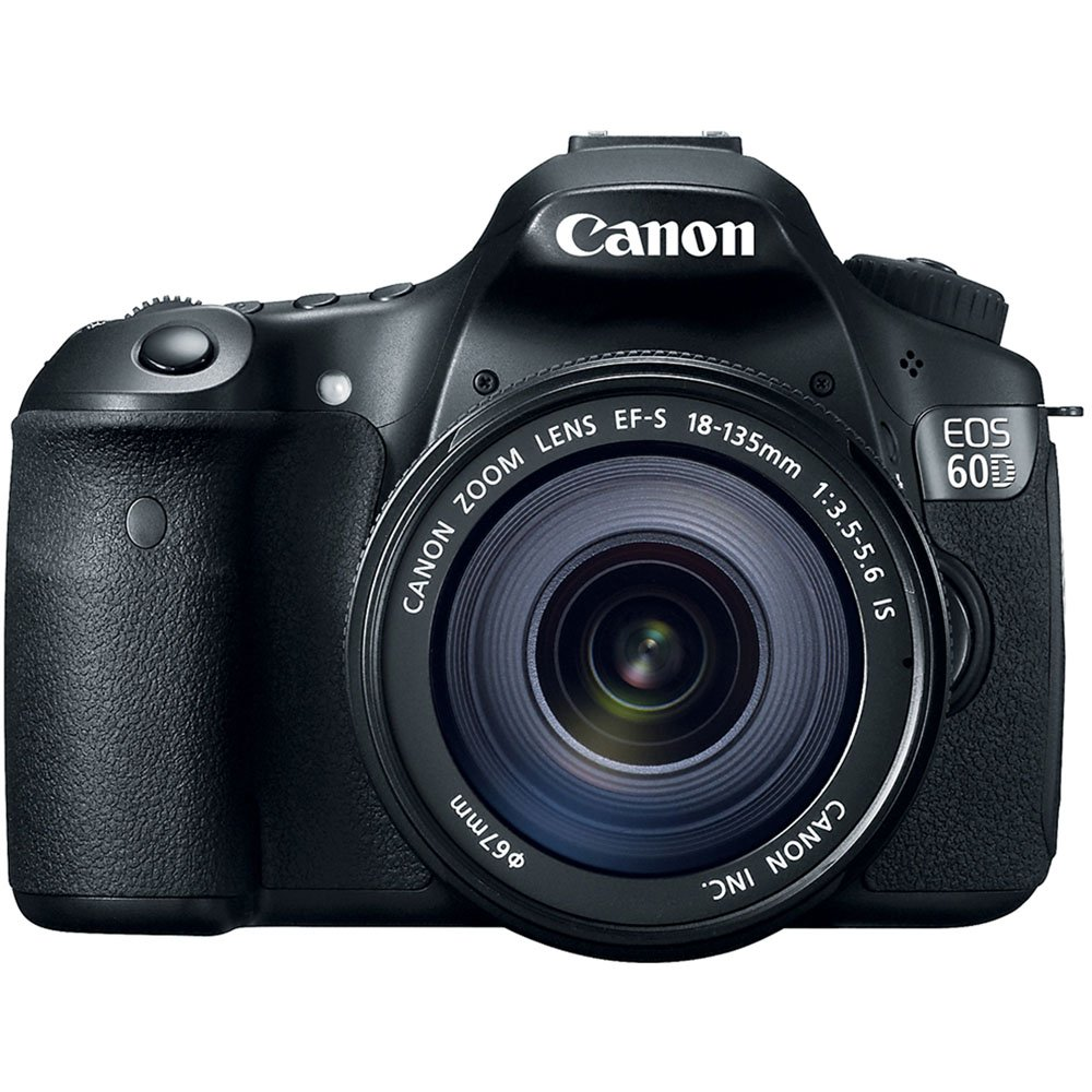 Amazon com canon eos 60d 18 mp cmos digital slr camera with 18 135mm f 3 5 5 6 is ud lens camera photo