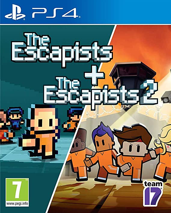Pack: The Escapists + The Escapists 2: Amazon.es: Videojuegos