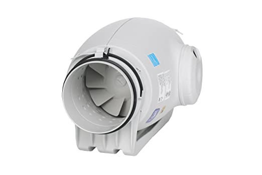 Soler & Palau TD-100 X S ventilador de escape In-Line ...