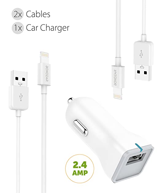 Apple iPhone Cargador Kit de Cable Lightning de Apple por ...