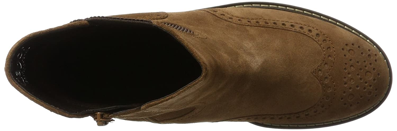 Gabor Braun Damen Comfort Basic Stiefel Braun Gabor (34 Nut (Mel.)) aa0b28