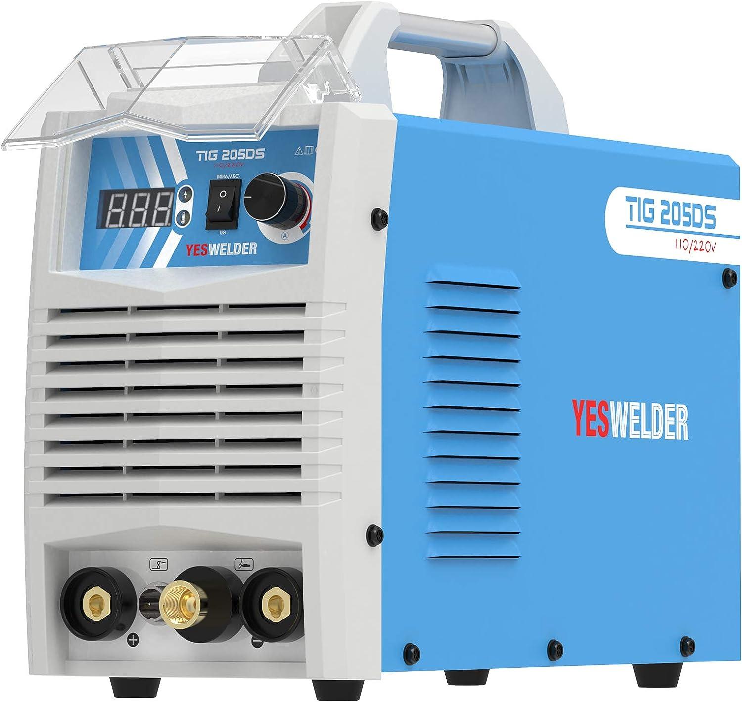 YESWELDER TIG-205DS