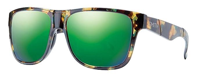 Smith Lowdown Xl Lunettes de Soleil Homme Green Havana/Green Mirror LqRxaq6