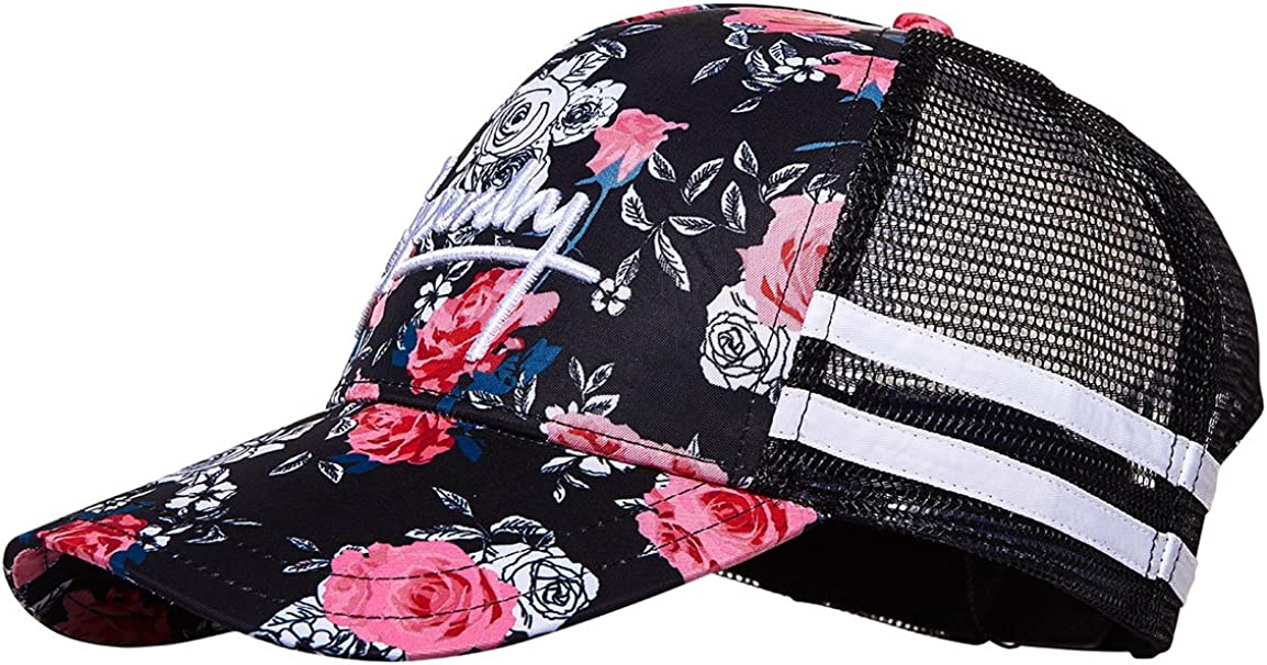Superdry Mujeres Gorras / Gorra Trucker Side Stripe colorido ...