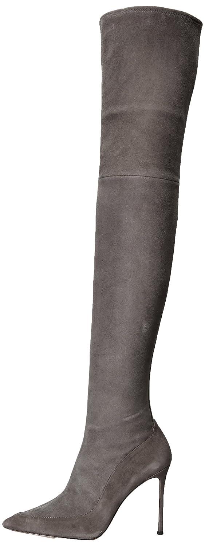 Pour La Victoire Women's Cassie Over The Knee Boot B06XTTW5K5 9 B(M) US|Anthracite
