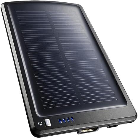 Walimex Pro Power Pack - Cargador Solar para Smartphones o cámaras ...