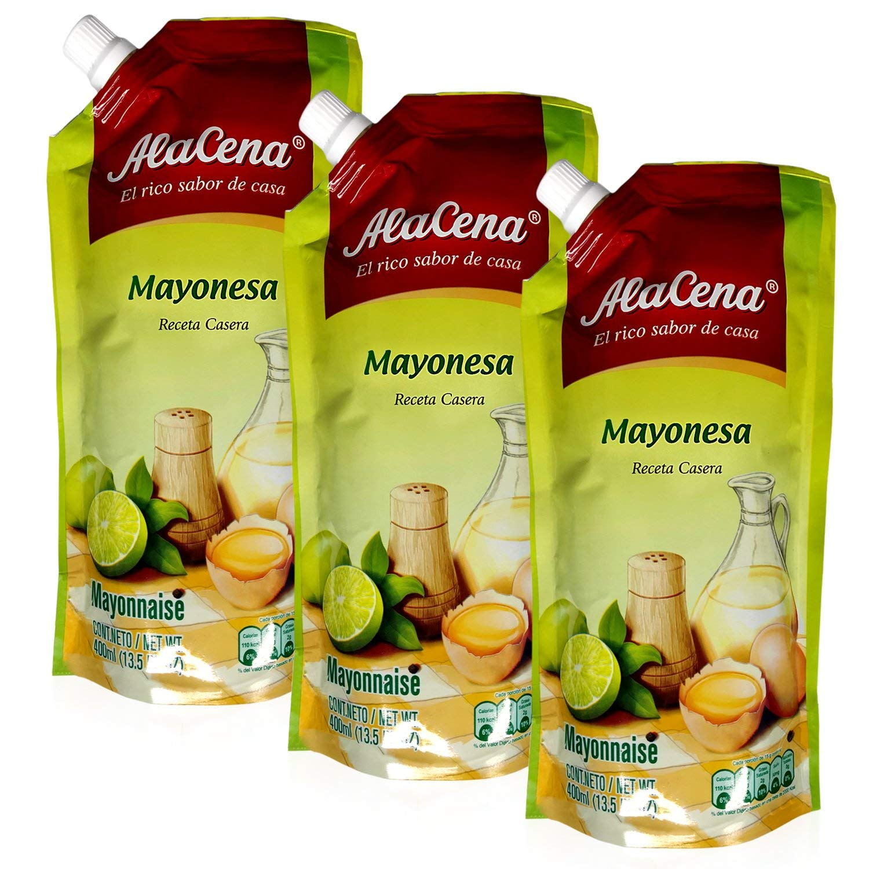Alacena Mayonesa Receta Casera 3 pack 13.5 fl oz