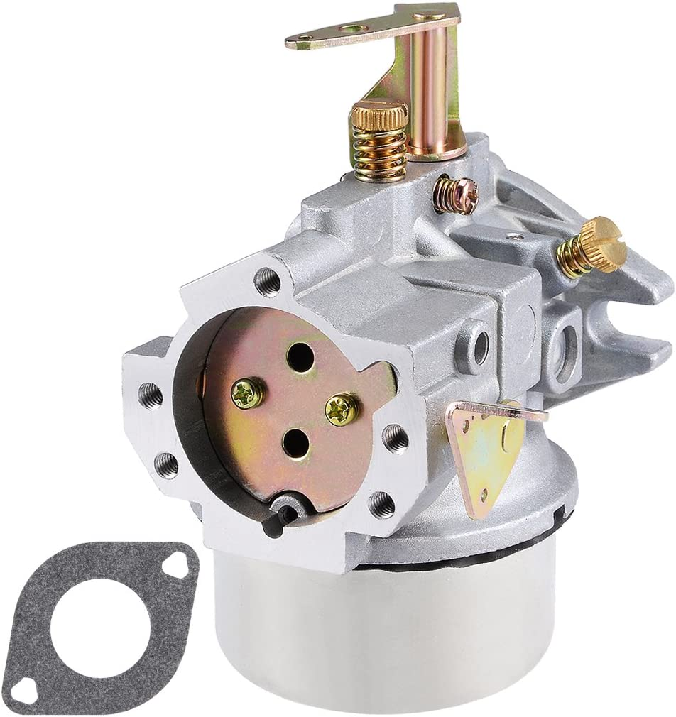 uxcell K301 Carburetor Carb for Kohler K241 K301 Cast Iron 10HP 12HP Engines 47-853-23-S with Gasket