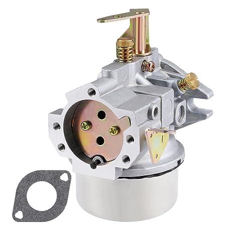 uxcell K301 Carburetor Carb for Kohler K241 K301 Cast Iron 10HP 12HP on