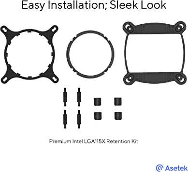 Premium Intel Retention Kit Für Asetek Basierte Computer Zubehör
