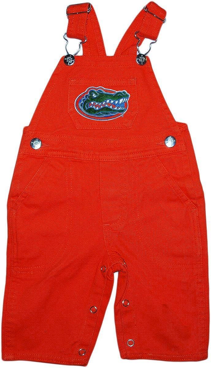 University of Florida Gators Baby Overalls