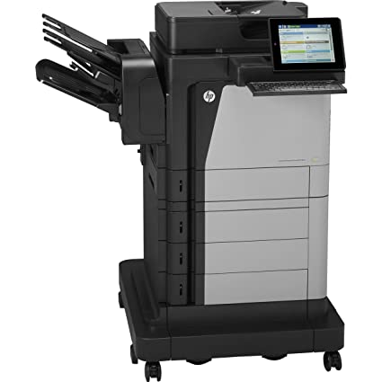 Amazon com: Certified Refurbished HP LaserJet Enterprise MFP