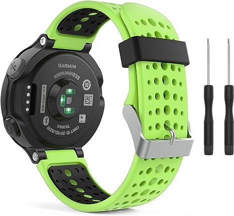 MoKo Bracelet pour Garmin Forerunner 235235 Lite220230