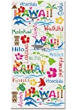 Hawaiian Adventures Beach Towel