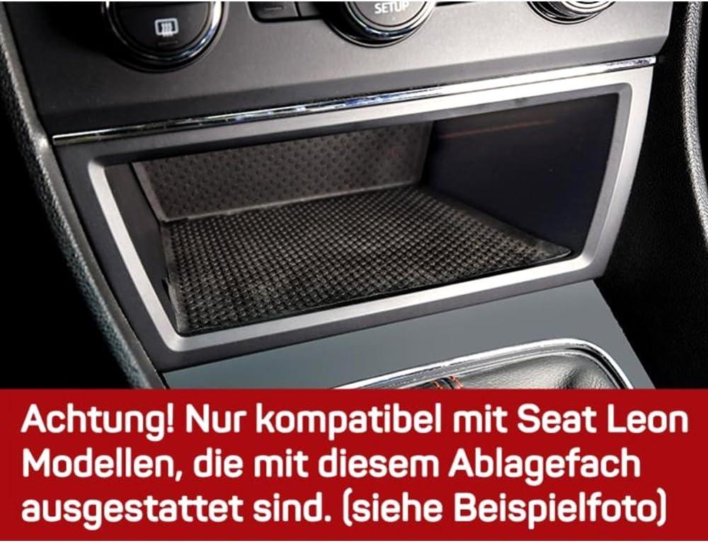 Inbay Qi Smartphone Ablagefach Für Seat Leon 5f Elektronik