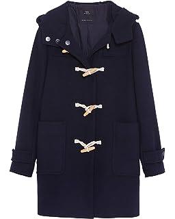 Zara texturierter mantel