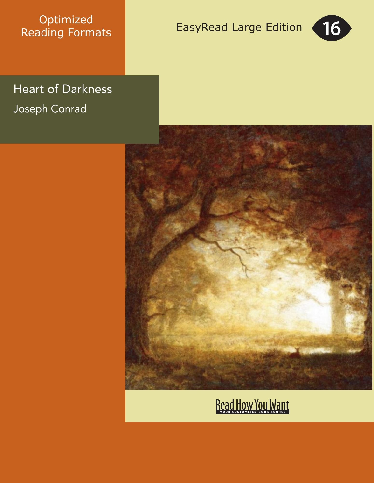 Download Heart of Darkness pdf