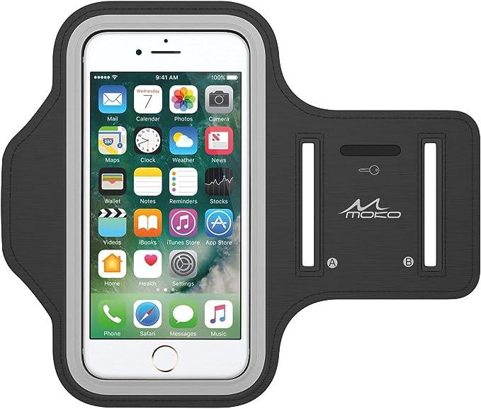 Sportarmband Samsung Galaxy S9 Handy Huelle Fitness Running Armtasche Jogging Sl
