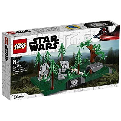 LegoStarWars Battle of Endor Micro Build 40362: Toys & Games