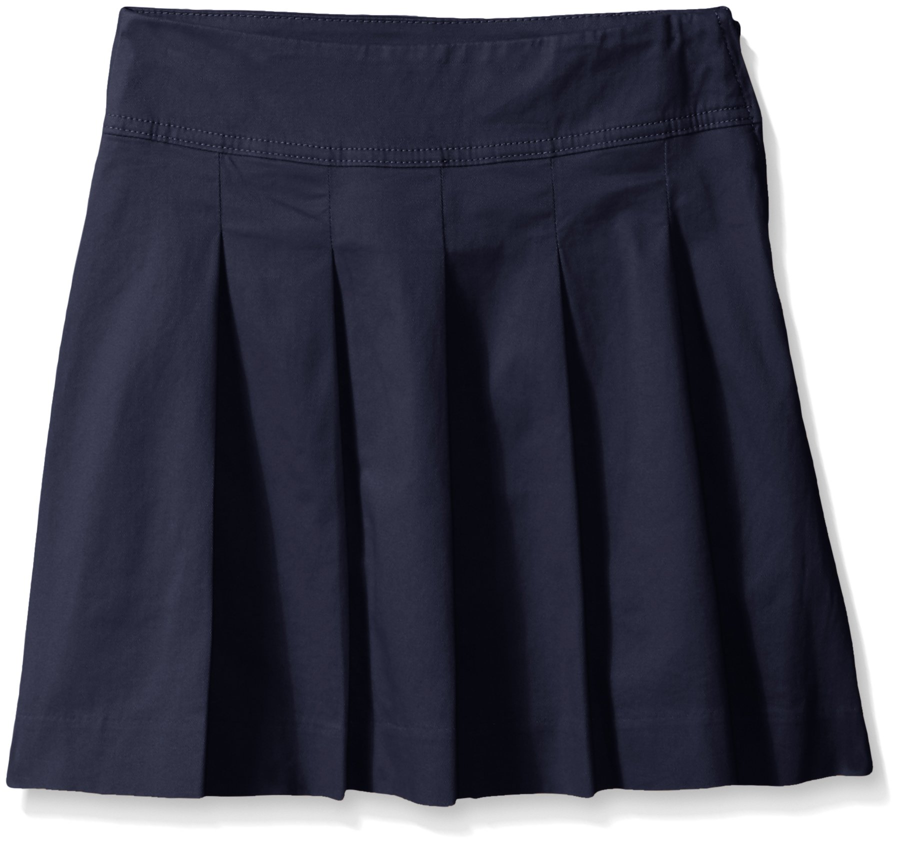 The Children's Place Baby Toddler Girls' Uniform Skort, Tidal, 3T