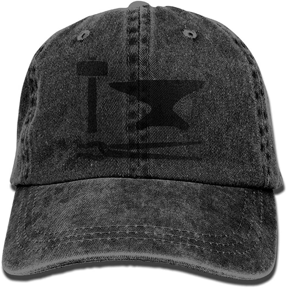 HU MOVR Merry Christmas Cowboy Hat Baseball Hats Trucker Adjustable Caps for Mens Womens