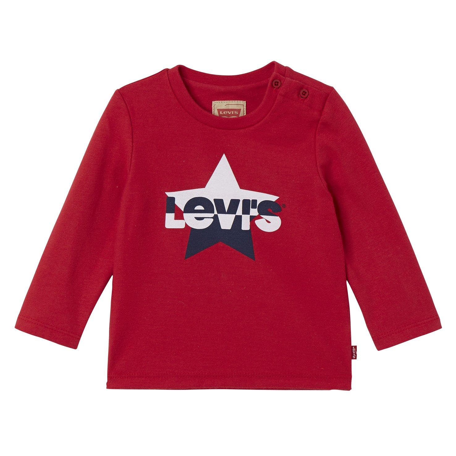 Levi's Baby Boys' Ls Tee Loy Pyjama Bottoms Levis Levi' s Kids NK10124