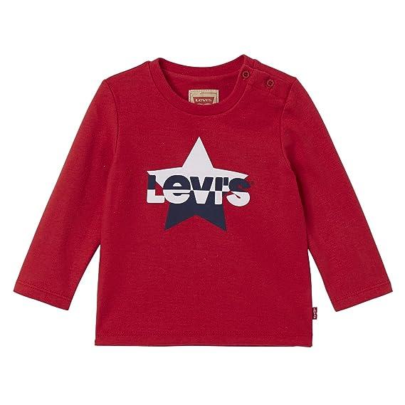 59136056719fc Levis Kids LS Tee LOY