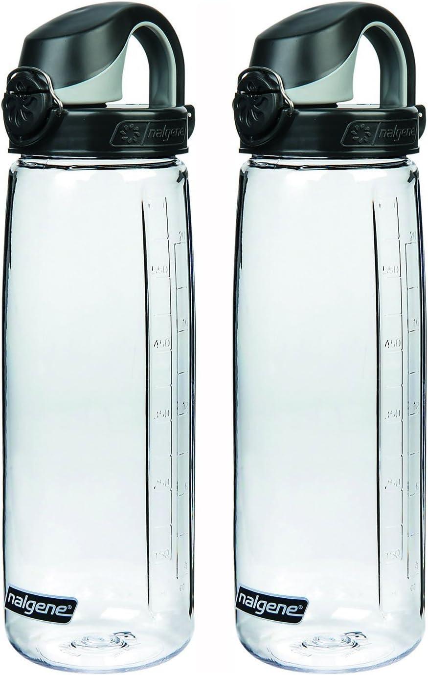 Nalgene Tritan OTF Water Bottle 24oz Spring Green