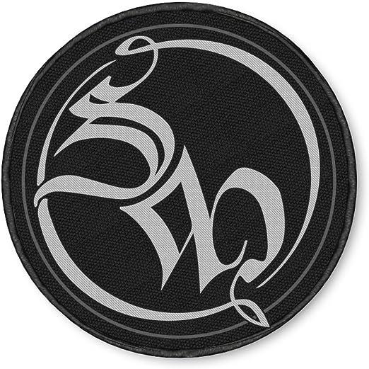 Parche para coser con logo de Saltatio Mortis: Amazon.es: Ropa y ...