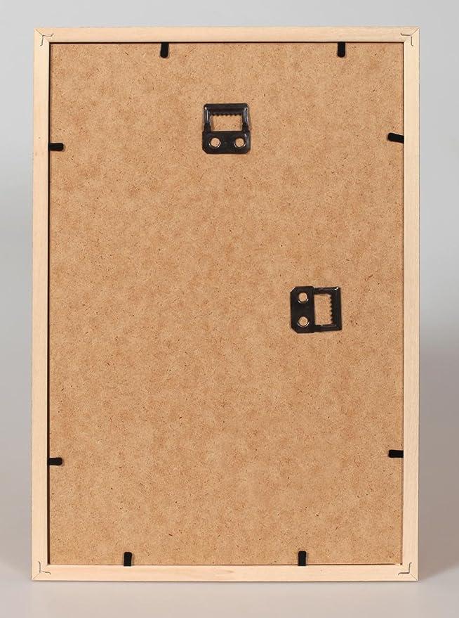 Amazon.de: EKO Bilderrahmen aus Holz 10x15 bis 40x50 cm viele Farben ...
