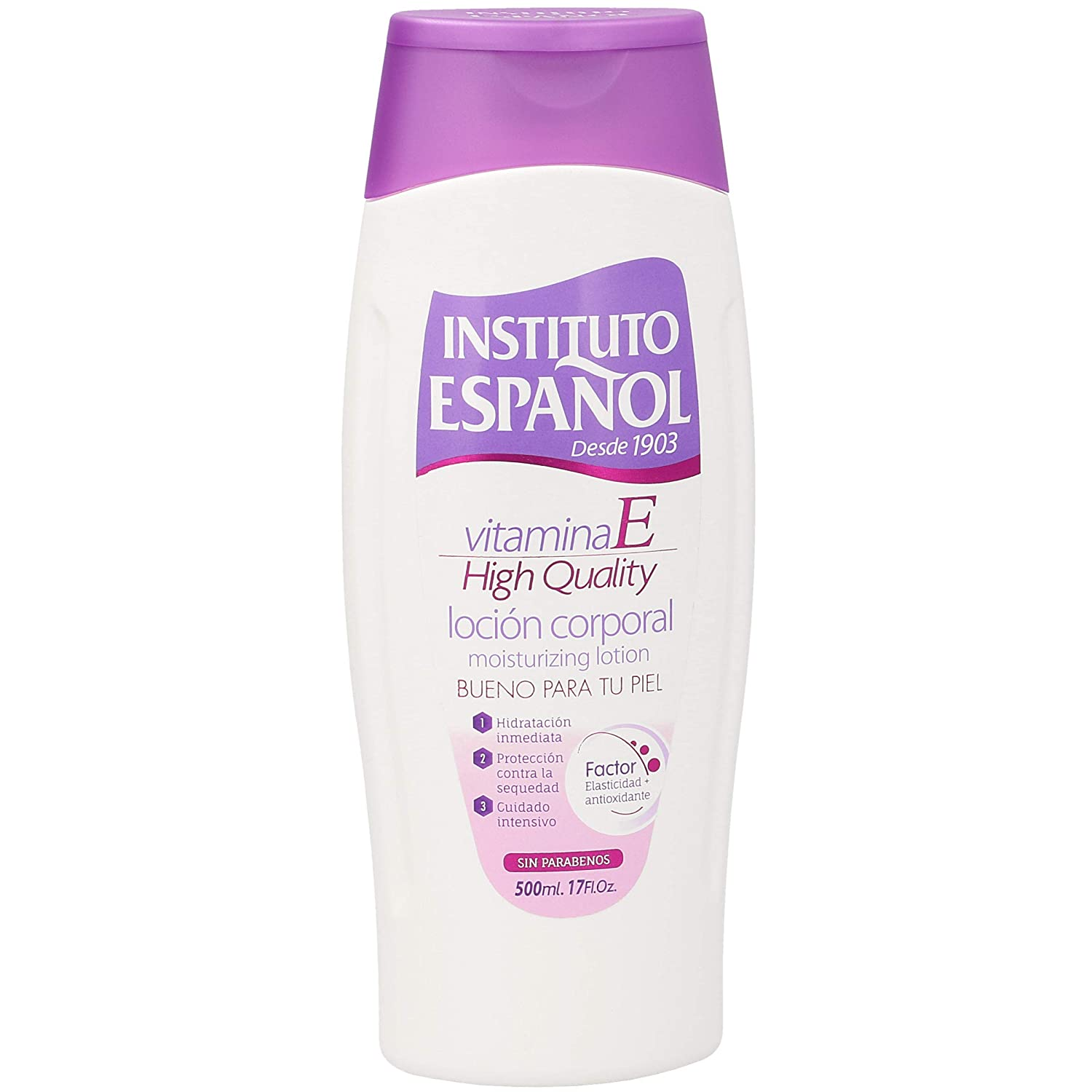 Amazon.com: Instituto Español - Body Milk Instituto Español (500 ml): Clothing