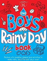 The Boys' Rainy Day Book (Buster Books)