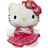 "SANRIO Hello Kitty Plush 14"" Backpack Pillow Pal"