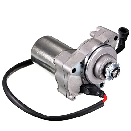 Small Atv Starter Motor 3 Bolt Upper Engine Mount Fits for Taotao Atvs Dirt  Bike and 90cc 110cc 125cc