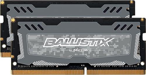 Ballistix Sport LT RAM for Gaming Laptop