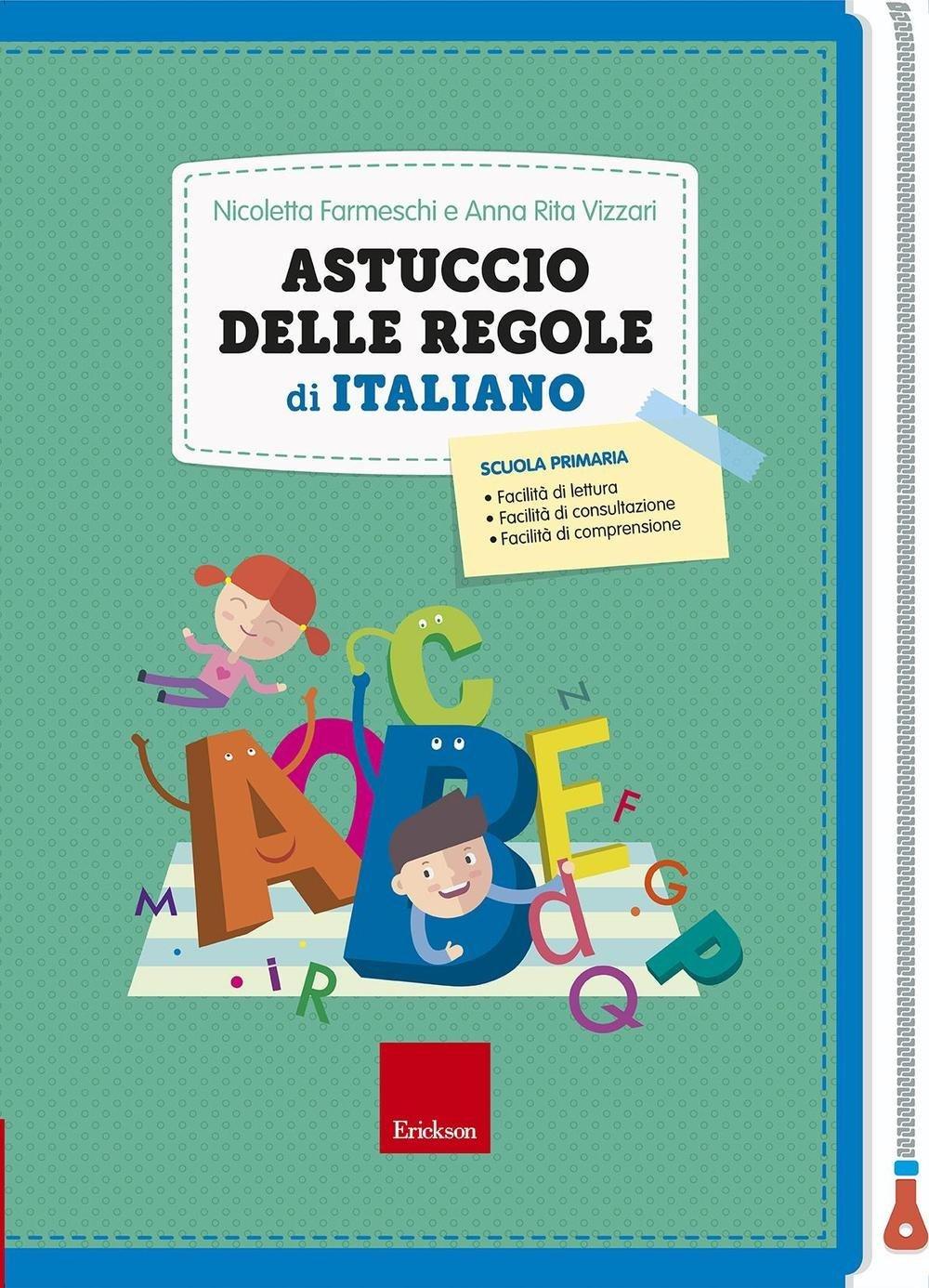 Conosciuto Astuccio delle regole di italiano: Amazon.it: Nicoletta Farneschi  PJ66
