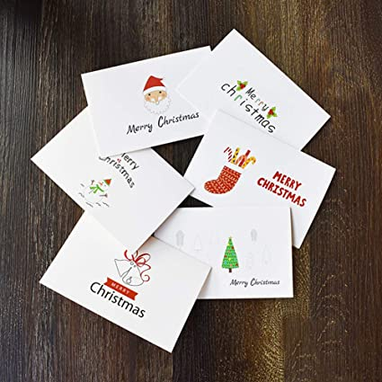Navidad Tarjetas de felicitación Tarjeta de felicitación de ...