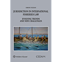 Jurisdiction in International Fisheries Law. Evolving Trends and New Challenges (Italian Edition) book cover