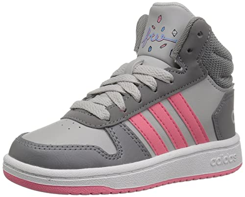 fbd6f1af1c1d8 Adidas Kids' Hoops Mid 2.0 K: Adidas: Amazon.ca: Shoes & Handbags