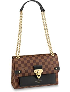 0c14bc5807bf Paris VAVIN PM Damier Magnetic closure chain should bag Original factory  release With serial code