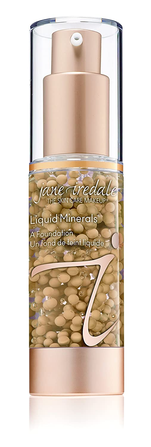 Jane Iredale Liquid Minerals A Foundation 30 ml