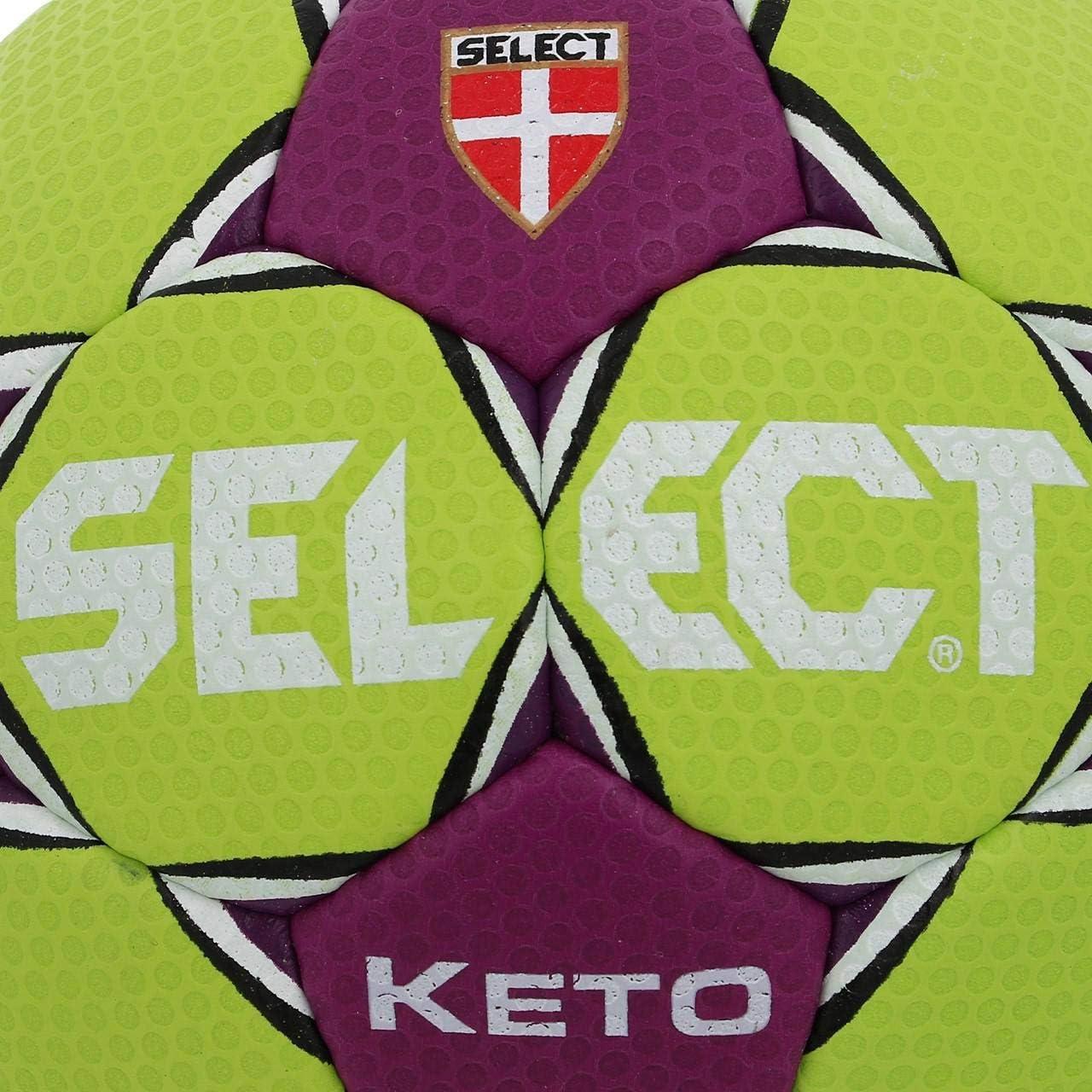 /Bal/ón de balonmano Select Keto/