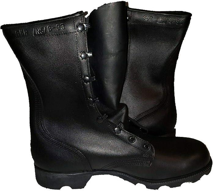 Belleville Altama MCrae Genuine US Military  All Leather Speedlace Combat Boots