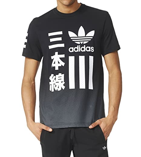 2de4be97aebab Adidas Bold Men's T-Shirt Black/White az1068